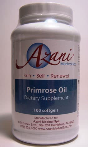 Primrose Oil 100 Softgels