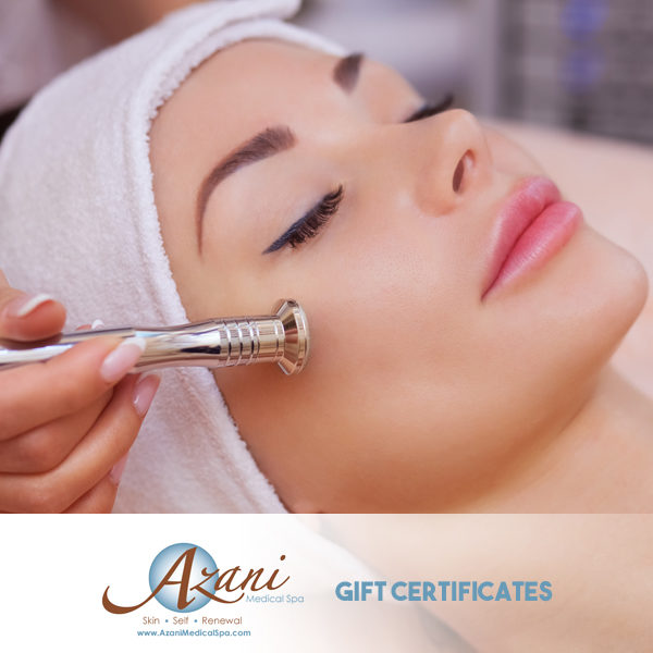 Azani Medical Spa Gift Certificates
